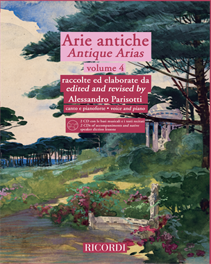 Arie antiche Vol. 4