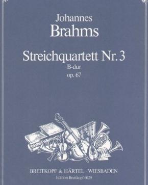 Streichquartett Nr. 3 B-dur op. 67