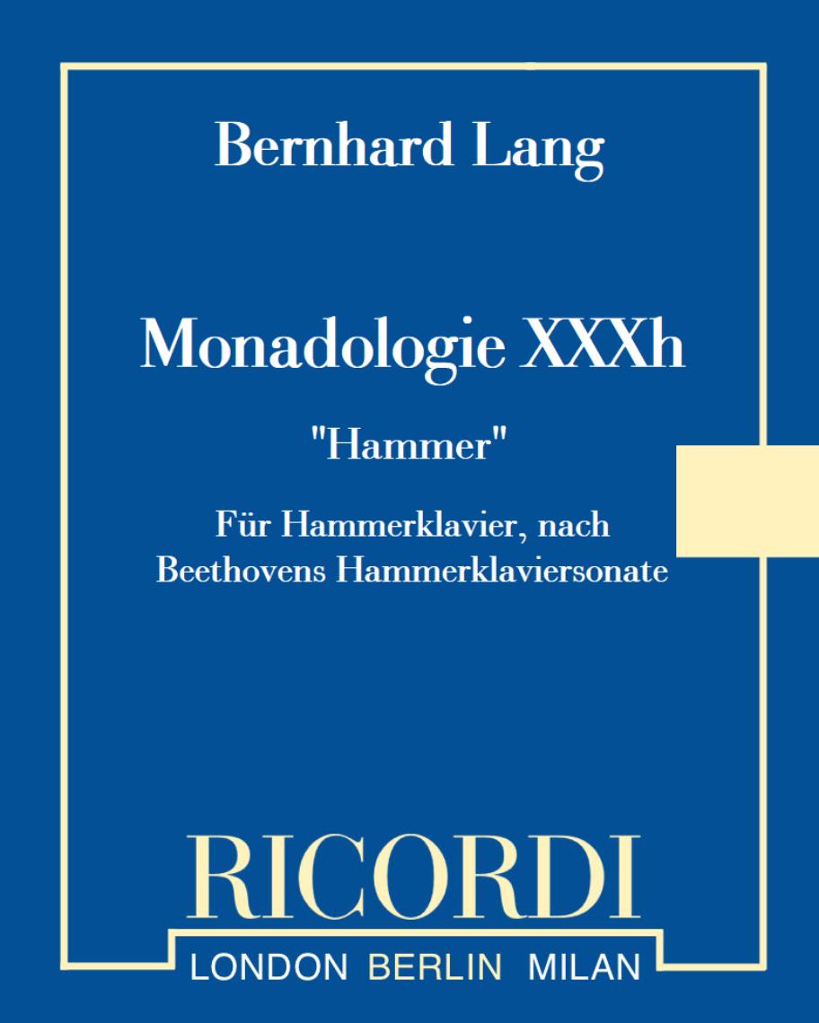 "Monadologie XXXh ""Hammer"""