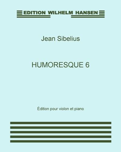 Humoresque 6