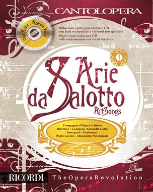 Arie da salotto Vol. 1