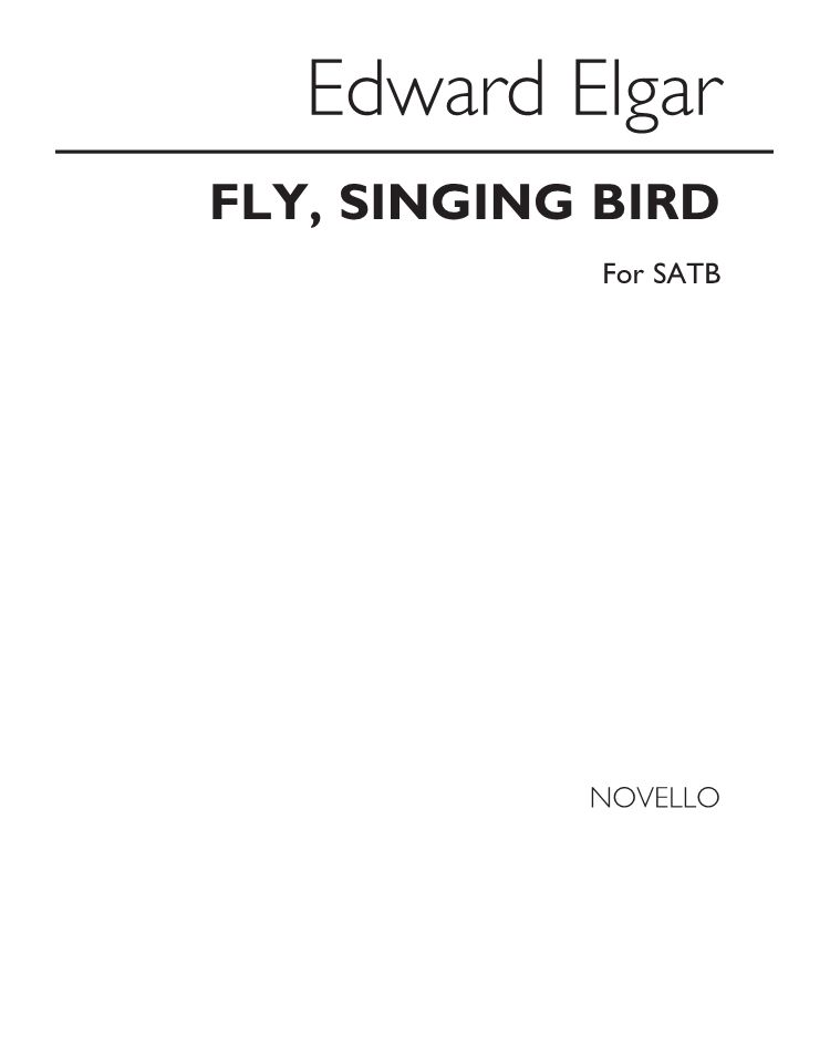 Fly, singing bird