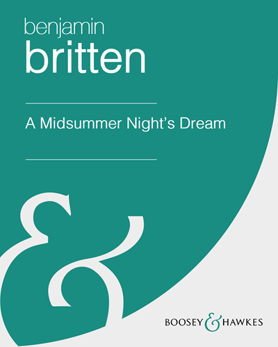 A Midsummer Night's Dream [Complete Opera]