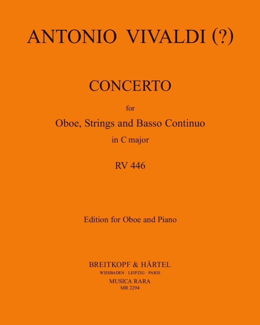 Concerto C-dur RV 446