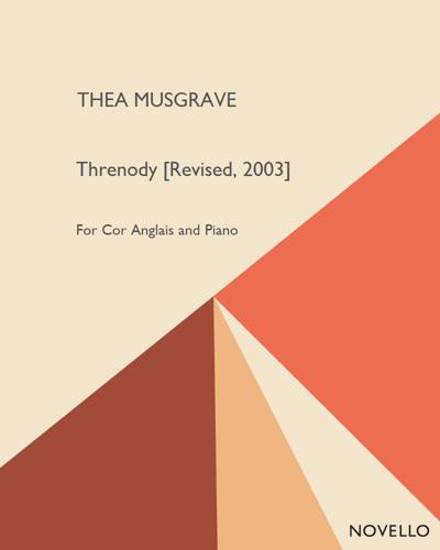 Threnody [Revised, 2003]