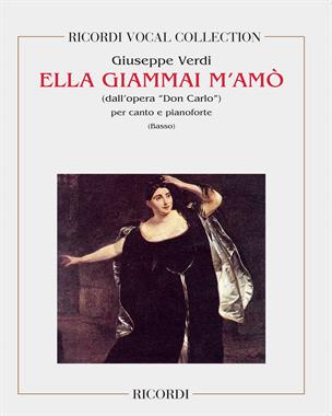 "Ella giammai m'amò (dall'opera ""Don Carlo"")"