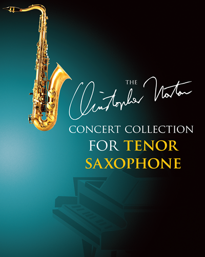Concert Collection for Tenor Saxophone