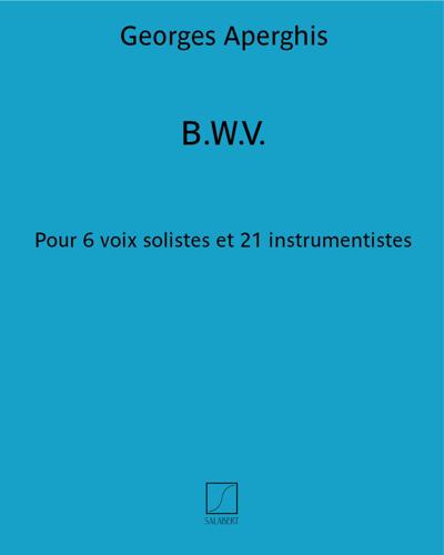 B.W.V.