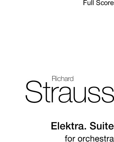 Elektra. Suite