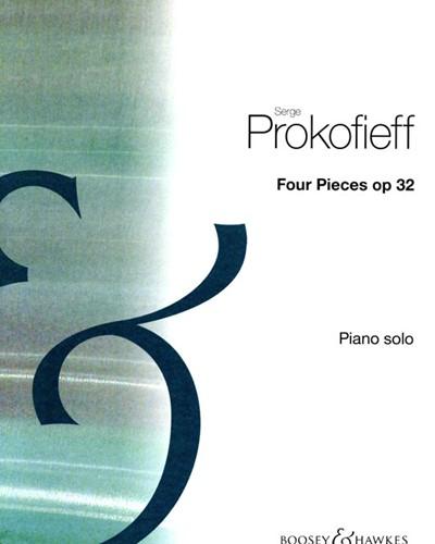 Four Pieces, op. 32
