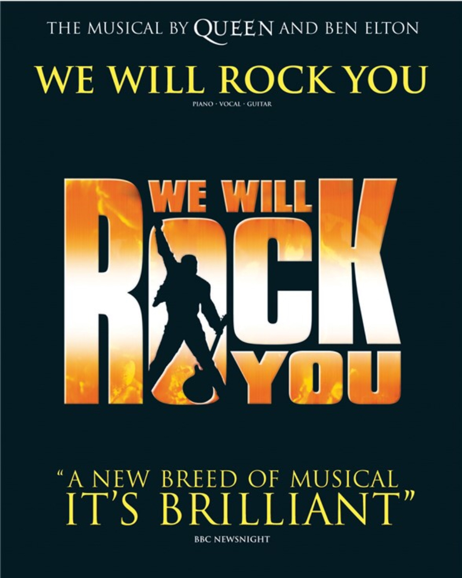 Another One Bites The Dust (from We Will Rock You)