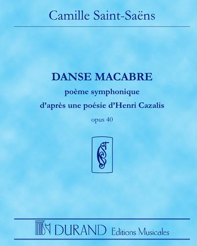Danse macabre - Poème symphonique