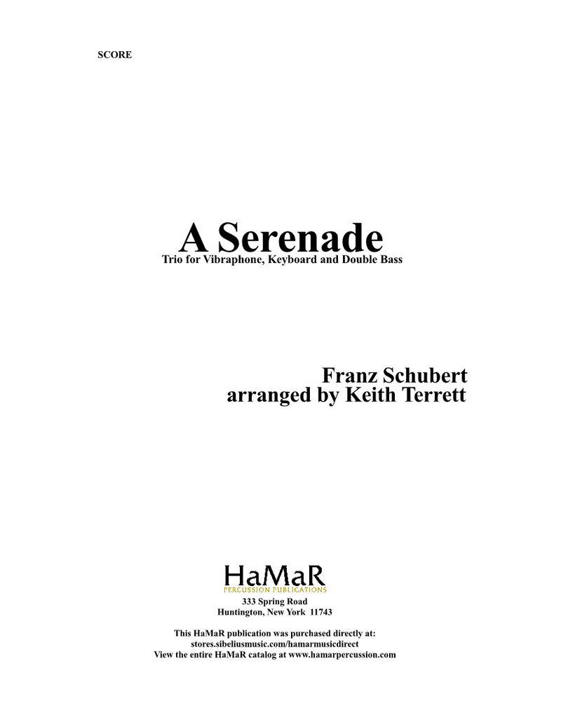 A Serenade