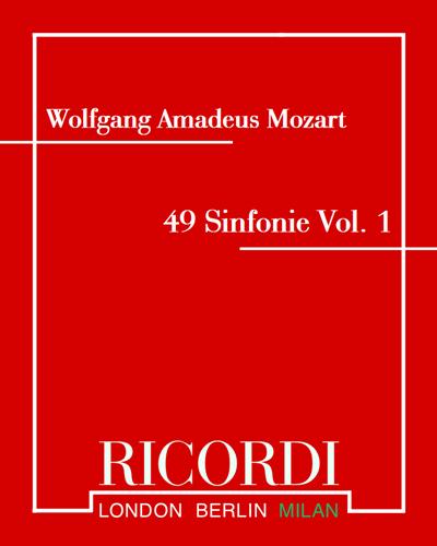 49 Sinfonie Vol. 1