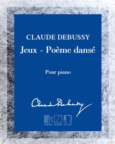 Jeux - Pour piano