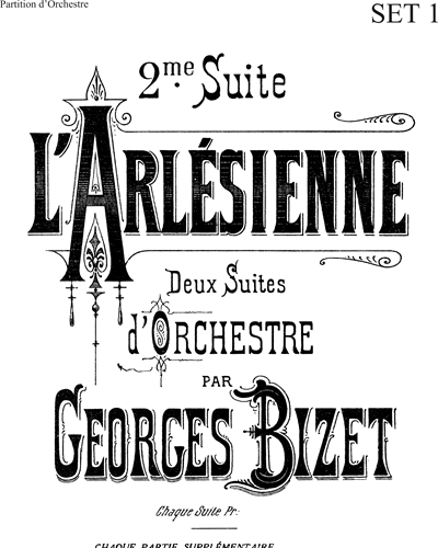 Arlésienne Suite No.2, L'