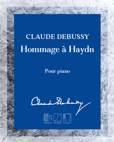 Hommage à Haydn - Pour piano