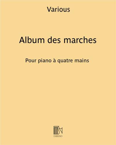 Album des marches