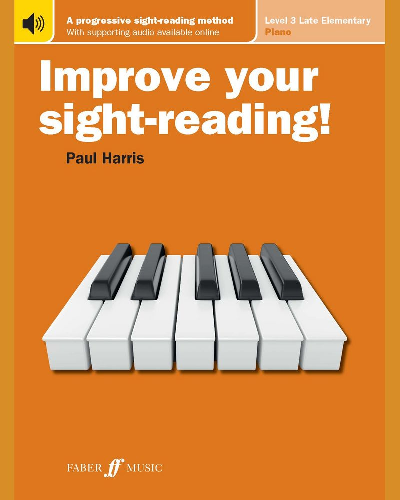 Improve your sight-reading! Piano Level 3