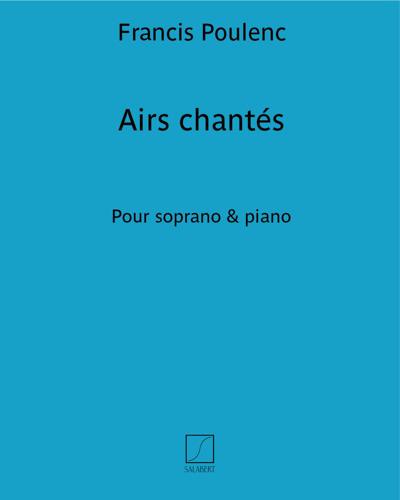 Airs chantés