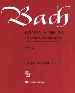 """Kantate BWV 30 """"Freue dich, erlöste Schar"""""""