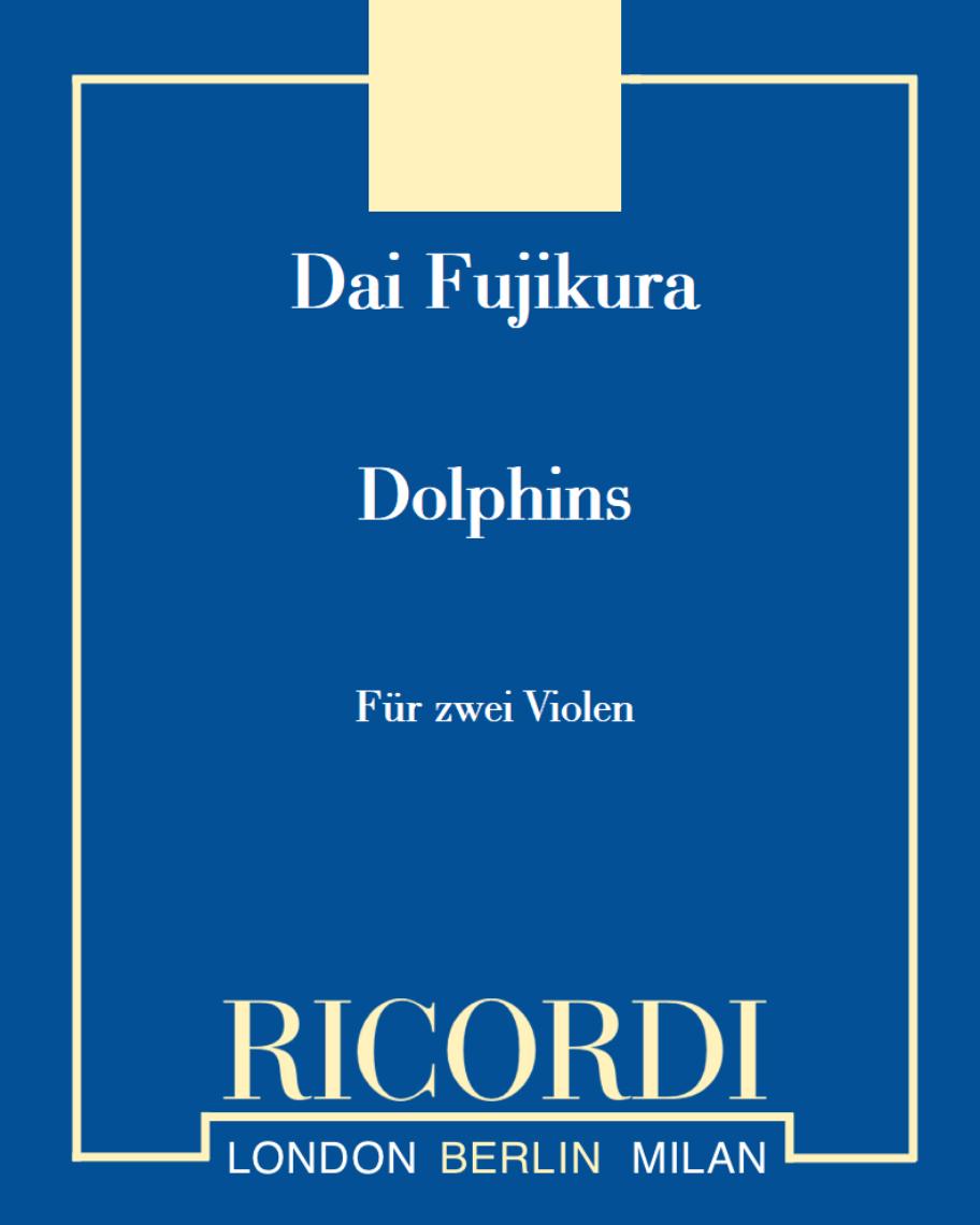 Dolphins - Für zwei Violen