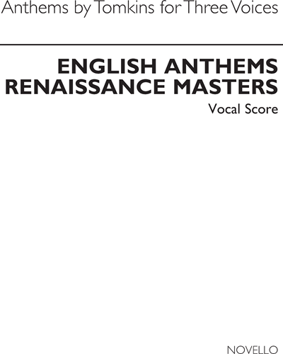 English Anthems for Three Voices