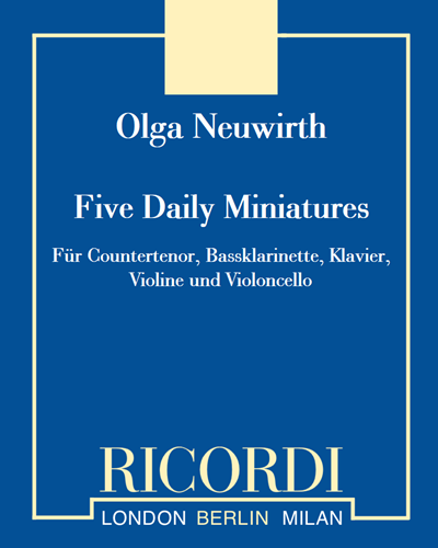 Five Daily Miniatures