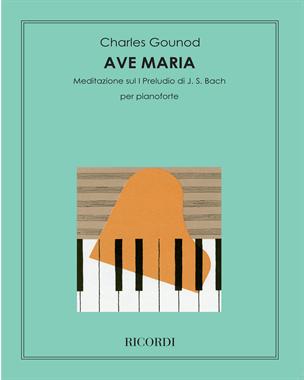 Ave Maria (meditazione sul I preludio di J. S. Bach)