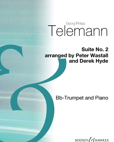 Suite No. 2 for Trumpet & Piano