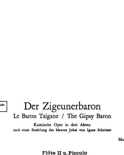Baron Tzigane