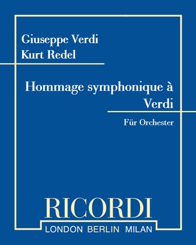 Hommage symphonique à Verdi