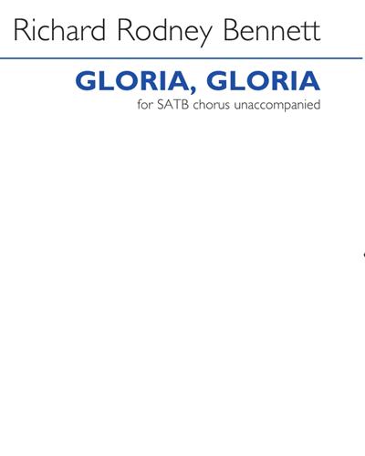 Gloria, Gloria