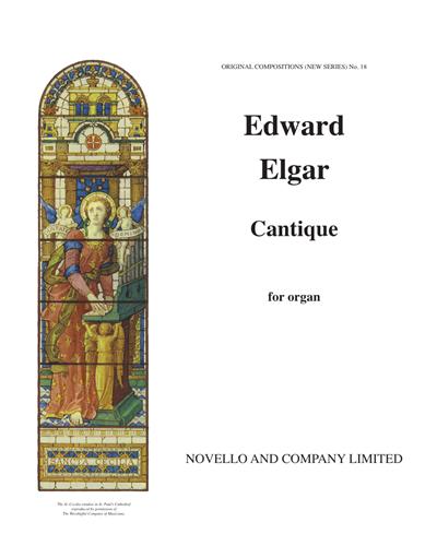 Cantique, Op. 3 No. 1