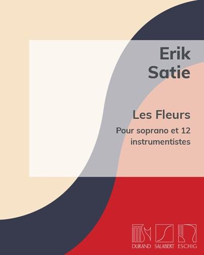"""Les Fleurs (extrait de """"5 mélodies"""")"""