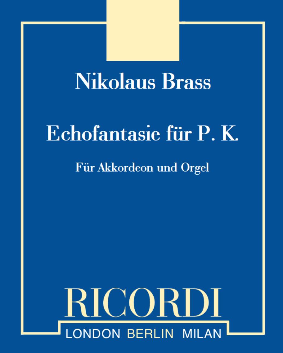 Echofantasie für P. K.