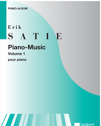 Piano-music volume 1