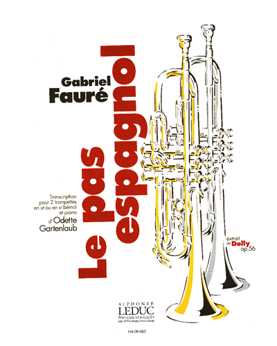 "Le Pas Espagnol (Extrait de ""Dolly"") Op. 56 No. 6"