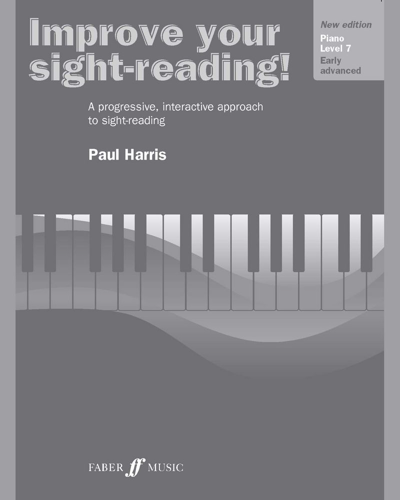 Improve your sight-reading! Piano Level 7