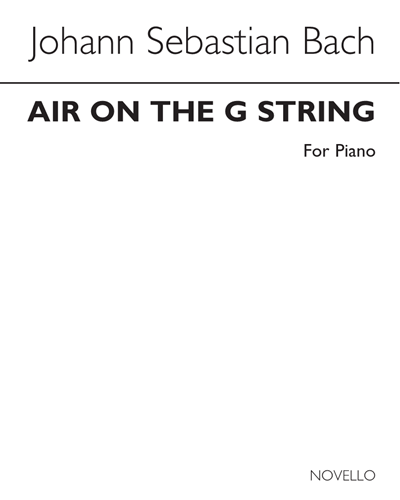 Air on the G String (from Suite No. 3, D major)
