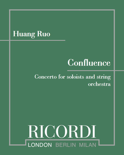 Confluence - Concerto for soloists and string orchestra