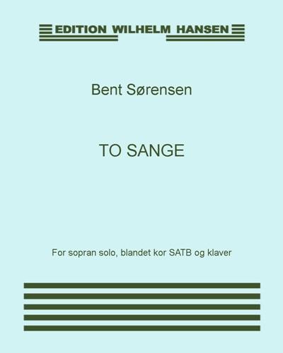 To sange