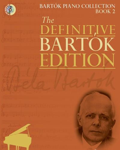 Bartók Piano Collection, Book 2