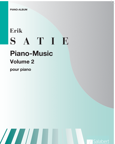 Piano-music volume 2