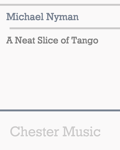 A Neat Slice of Tango