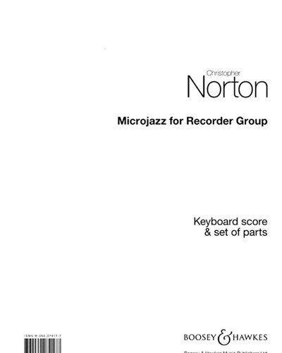 Microjazz For Recorder Group