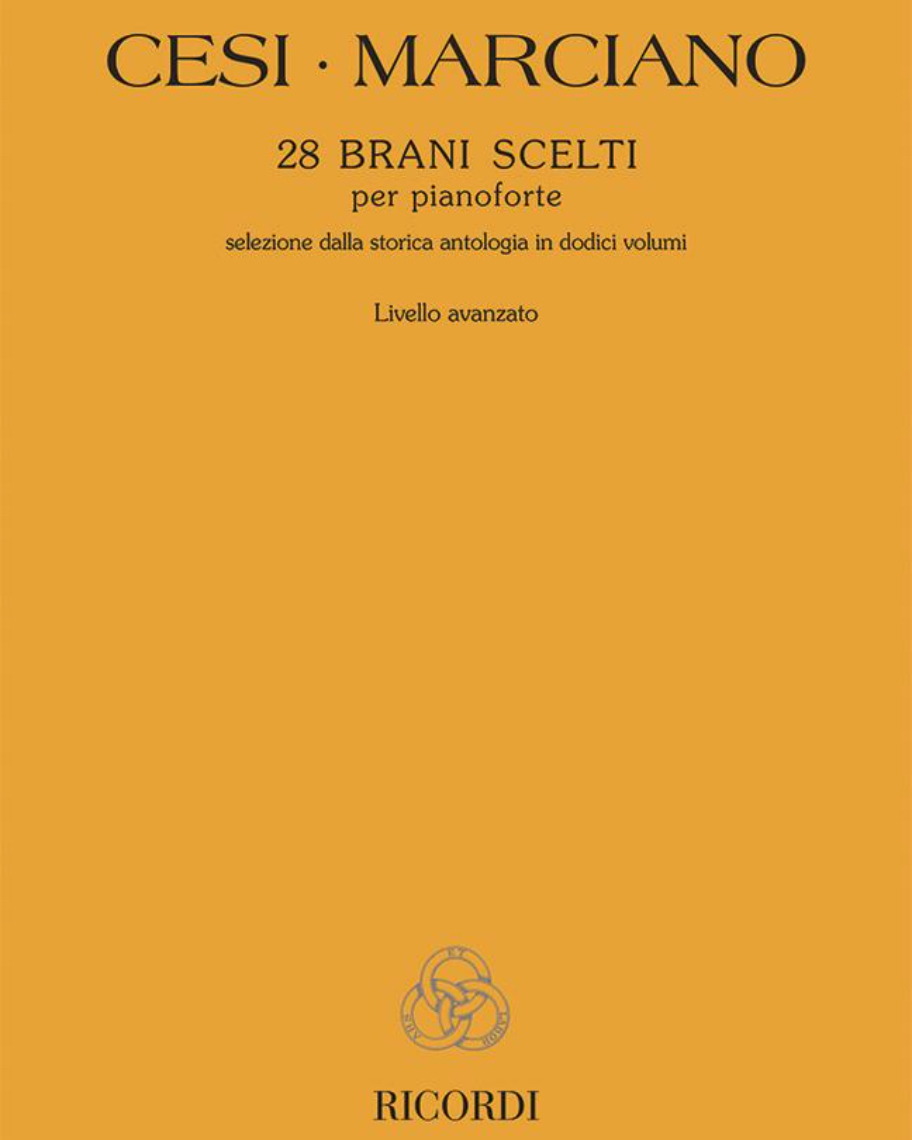 28 Brani Scelti - Livello avanzato