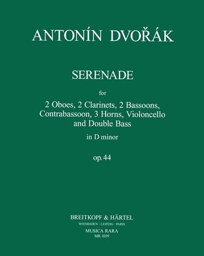 Serenade in d-moll op. 44