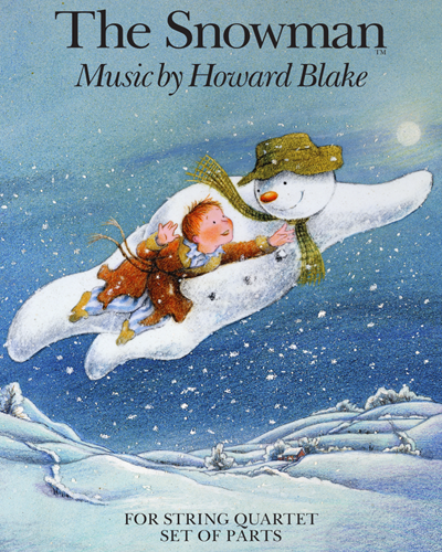 The Snowman for String Quartet