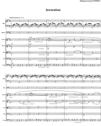 William Lloyd Webber: Aurora sheet music   nkoda